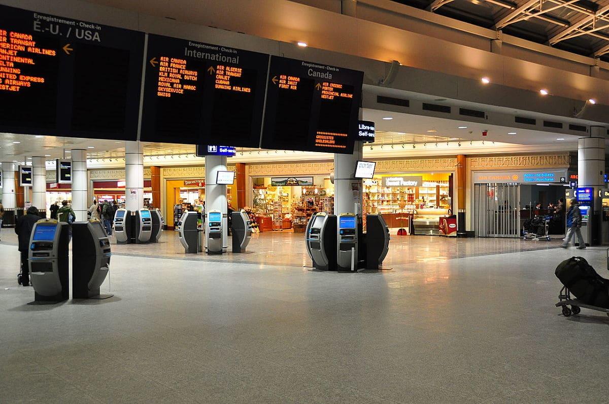 Aéroport de Montrél