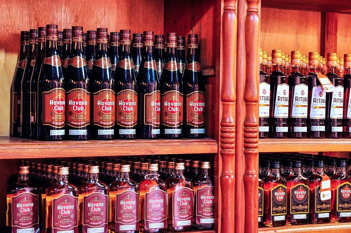 Rhum cubain et boissons traditionnelles